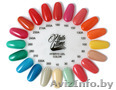 Матовые гели, плотные цветные гели, полупрозрачные цветные гели фирмы NailsTime.