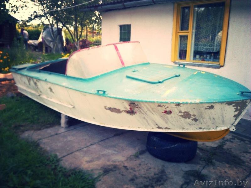 лодка катер минск