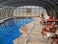 Павильоны для бассейнов ЛАГУНА