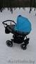 Детская модульная коляска Lonex Speedy V Light Vogue 2 в 1