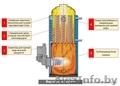 Котел отопительный дизельный(газовый)  двухконтурный Kiturami STS 13R.