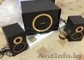 Колонки SVEN MS-1085 GOLD ! Новые! Стояли на витрине. 2.1,  46 Вт,  5 кг. 700.000