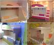 Кровать двуспальная подиум Минск