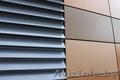 Ламели металлические фасадные (алюминиевые и стальные), Объявление #1247689