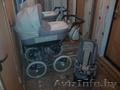 Детская коляска Riko Laura 2 в 1