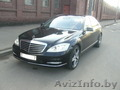 Предлагаем в прокат авто с водителем в Минске.