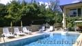 Уютная ухоженная вилла  Ривьера бизнес класса 400м от моря с бассейном. класса