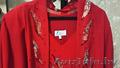 Женский комплект красного цвета - Изображение #2, Объявление #1339405