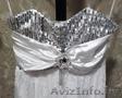 Платье белого цвета длинное - Изображение #2, Объявление #1332356