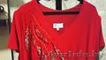 Женский комплект красного цвета - Изображение #3, Объявление #1339405