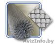 Сетка - рабица оцинкованная  рулонами по 10 метров