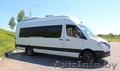 Комфортабельные пассажирские перевозки,Аренда микроавтобуса, Объявление #1392516
