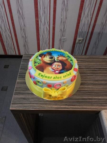 Торт на заказ в минске цены и фото