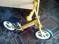 Продаётся суперлёгкий беговел Small Rider Foot Racer Light!