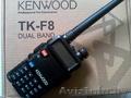 радиостанция Kenwood TK-F8 Dual новая
