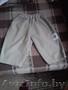 Штроксовые штаны для мальчика (44 см длина)