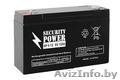 Аккумуляторная батарея 6V/12Ah Security Power SP 6-12
