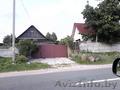 Дом и 25 соток рядом с Минском,  гараж,  деревья,  кусты