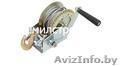 Лебедка ручная TOR FD-2500 г/п 1,0 т, Н=20 м (Hand winch), Объявление #1483206