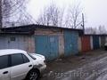 два смежных объединённых гаража в колодищах
