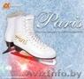 Фигурные коньки Спортивная Коллекция Paris lux fur
