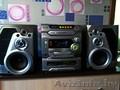 Музыкальный центр Panasonic SC-AK47 мощный громкий звук 260вт, Объявление #1498304