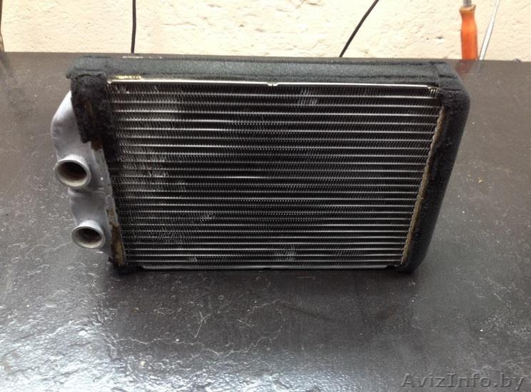 Ремонт печки радиатора автомобиля