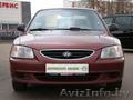 Надёжный и экономичный автомобиль Hyundai Accent 1.5