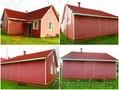 Продается блочный дом в аг.Гатово. 8км.от Минска - Изображение #2, Объявление #1508177