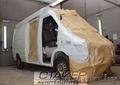 Покараска кузовной ремонт микроавтобусов 24 часа без выходных