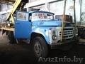 Кузовной ремонт и покраска грузовой техники