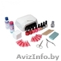 Наборы для покрытия ногтей гель-лаком (шеллаком)