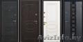 двери межкомнатные металлические