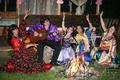 Цыганская шоу программа на юбилей свадьбу день рождения