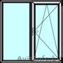 Алюминиевые окна из профиля Алютех серии ALT W72