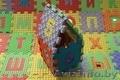 Коврик-пазл Русский Алфавит 33 буквы + цифры (1-9), Объявление #1535615