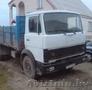 МАЗ 53371с прицепом