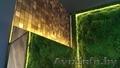 Мозаика из термодревесины Граба и Ясеня