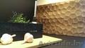Стеновая 3D панель - Скиналь, Фартук из дерева