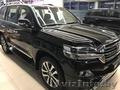Продажа Toyota Land Cruiser 200 Executive Black