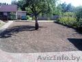 Посев дачного газона
