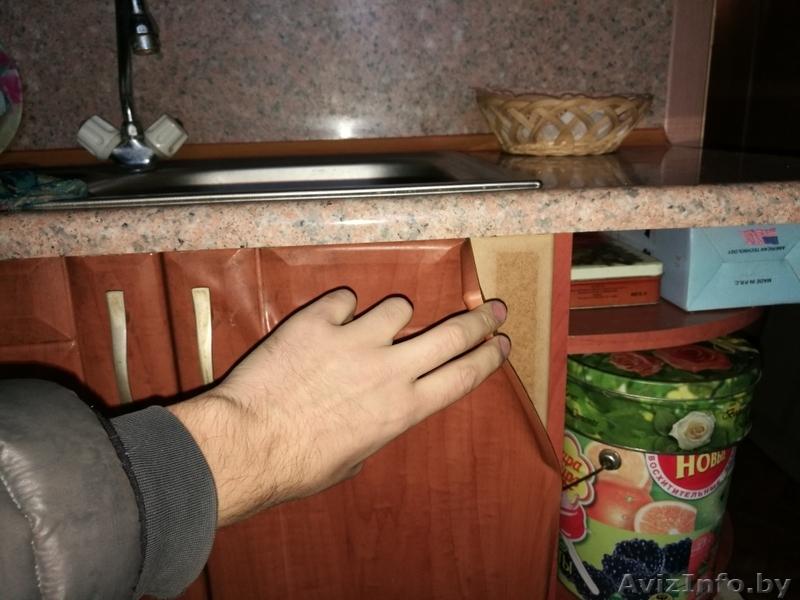 Реставрация фасадов кухни своими руками 61