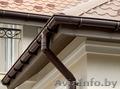 Водосточная система - отвод воды с крыши здания