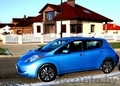 Продажа электромобилей в СНГ
