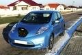 Продажа электромобилей Nissan Leaf в СНГ
