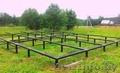 Фундамент свайно - винтовой недорого Логойский район, Объявление #1566690