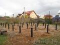 Фундамент на сваях установим быстро недорого Минск