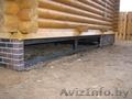 Фундамент Свайно-винтовой установка в Заславле
