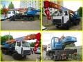 Продается автокран Клинцы КС-55713-6К, МАЗ-630303, 25тонн. 21м. - Изображение #4, Объявление #1569245