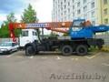 Продается автокран Клинцы КС-55713-6К, МАЗ-630303, 25тонн. 21м. - Изображение #2, Объявление #1569245